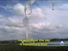 HAARP - Evento gravado por um agricultor - YouTube
