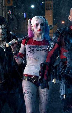 New high res Still of Harley Quinn