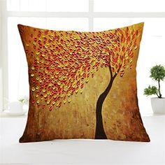 DeMissir Cotton Linen Oil Painting Pillow Case Pillowcase... https://www.amazon.com/dp/B071S7SHC8/ref=cm_sw_r_pi_dp_x_DICvzbV1Y7PC5