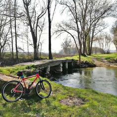 Spring is officially here and the sun is shining! Hop on a #bike and enjoy a #bikeride by the river in #Neulles ...  If you need a bike in the area contact Chris at Bike Hire Direct #CharenteMaritime.... for great value bikes direct to you0!www.bikehiredirect.com:-)  #NouvelleAquitaine #France #BikeHireDirect #DispoVelo #velo #cyclisme #cycling #French #cyclinginFrance #Jonzac #Pons #Sainte #LaRochelle Bikes Direct, France, Sunshine, Country Roads, River, Spring, Cycling, Nikko, Rivers