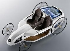 F-CELL Roadster blends classic looks with modern technology