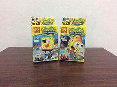 Spongebob Squarepants Lego ! Follow Instagram: @spendtoys . Bandung, Indonesia