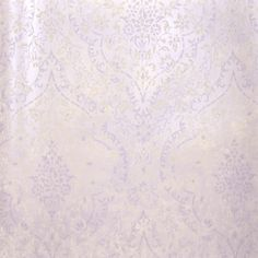 Wallpaper pattern number MEA79074 from the book Meadowlark from Steve's Wallpaper Collection. Lacey Damask wallpaper pattern.