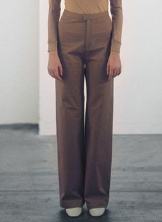Flared Highwaist Pants