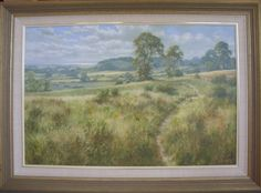 On the Downs by David Dipnall