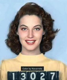 Ava Gardner Photos, People, Color, Entertainment, Actresses, Art, Colour, People Illustration, Folk