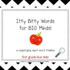 Use a magnifying glass to search for & write down words. This could also be made @ home so you could adapt it to fit your class needs but this link is a freebie :-)