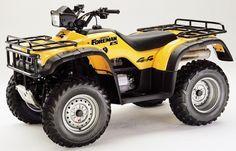 Click on image to download 1998-2004 HONDA TRX450 FTRX FOREMAN ATV REPAIR MANUAL