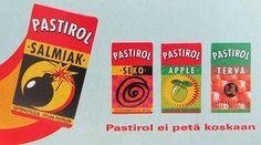 Tää on Pastirol-päivä, päivä joka muistetaan... http://www2.nyt.fi/wp-content/uploads/2013/08/pastirol-ei-petae.jpg