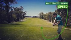 The burst of golf swing speed stimulates the growth of fast twitch muscle fibers, extra clubhead to ball speed, noticing more distance on your driver. Golf Swing Speed, Swing Trainer, Ladies Golf, Women Golf, Muscle Memory, Communication System, Golf Accessories, Golf Fashion, Golf Outfit