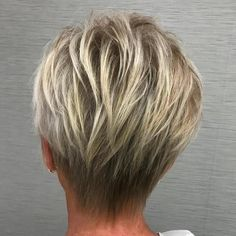 80 Best Modern Hairstyles and Haircuts for Women Over 50 Layered Blonde Balayage Pixie Hairstyles Over 50, Modern Hairstyles, Cool Hairstyles, Gorgeous Hairstyles, Natural Hairstyles, Modern Haircuts, Hairstyle Ideas, Beautiful Haircuts, Layered Hairstyles