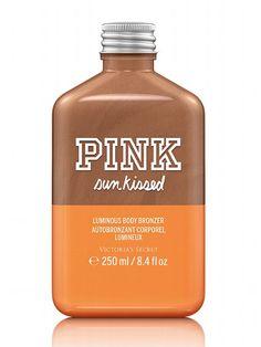 PINK NEW! Fresh & Clean Luminous Body Bronzer #VictoriasSecret http://www.victoriassecret.com/pink/pink-the-beach/fresh-clean-luminous-body-bronzer-pink?ProductID=115490=OLS?cm_mmc=pinterest-_-product-_-x-_-x