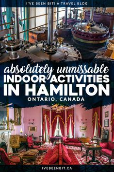 Travel Canada Ontario 40 Ideas For 2019 Vancouver, Toronto, Quebec, Ottawa, Travel Guides, Travel Tips, Travel Goals, Travel Hacks, Indoor Attractions