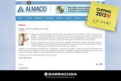 ::ALMACO::  ACOBAR - curso de capacitação técnica  Acesse o link da matéria http://www.almaco.org.br/noticias.cfm?ID=2381