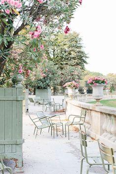 """Jardin du Luxembourg, Paris """