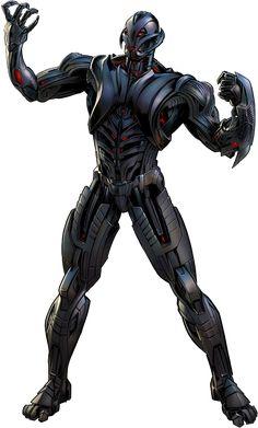 Ultron in Marvel: Avengers Alliance Marvel Villains, Marvel Heroes, Captain Marvel, Marvel Vs, Marvel Comic Universe, Marvel Comics Art, Marvel Comic Character, Marvel Characters, Fictional Characters
