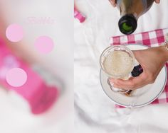 Avec Sofié blog / #girly #summer #picnic w/ #champagne