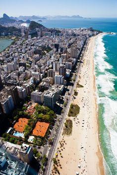 Ipanema, Rio De Janeiro, Brazil www.bestweddingshowcase.com