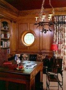 COTE DE TEXAS: Charlotte Moss' Winter House
