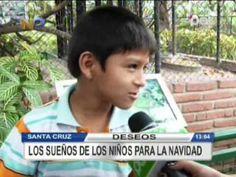 Deseos, los sueños de los niños para la Navidad @ RED PAT BOLIVIA - YouTube