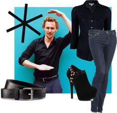 Tom Hiddleston styles