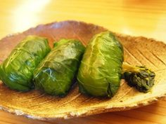 和歌山の郷土料理「わさび寿司」 ネタはしめさば、鮎の甘露煮、わさび。めちゃウマ!