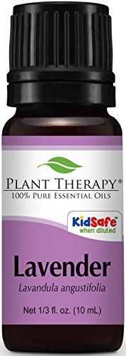 Plant Therapy Lavender Essential Oil 100 Pure Undiluted Therapeutic Grade 10 ml 13 oz ** Be sure to check out this awesome product. Essential Oil For Boils, Essential Oils For Shingles, Palmarosa Essential Oil, Plant Therapy Essential Oils, Frankincense Essential Oil, 100 Pure Essential Oils, Essential Oil Blends, Lavender Benefits, Thing 1