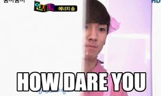When someone says they don't like SHINee
