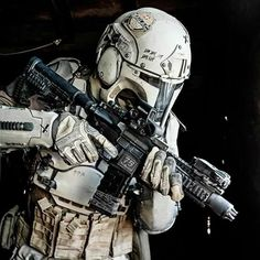 Boba Fett ready for some ISIS scalps