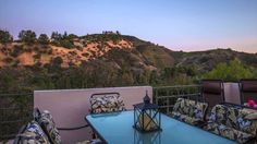 Calabasas estate in gated community has views, pool and backs to golf co...
