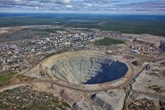 """MIRNY - YAKUTSK - LENA PILLARS SUMMER TOUR The Biggest Siberian Diamond Mine, the Lena River, Real Mammoths, Permafrost Attractions & Many Other Nature Wonders. In the summer of 2015, we decided to offer the special tour that we had conducted previously at requests only. The itinerary of the """"Mirny - Yakutsk - Lena Pillars"""" tour is based on what people requested in the past. Since now it might be done on any dates. Tour Highlights Here's major moments you…"""