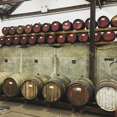 A private tour through Henschke cellars, dating back to 1868..... a Barossa treasure.