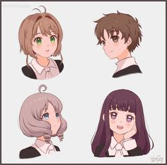 Clear Card, Cardcaptor Sakura, Cards, Anime, Fictional Characters, Cartoon Movies, Maps, Anime Music, Fantasy Characters