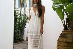 Rylee ivory maxi dress – Love Storey Boutique