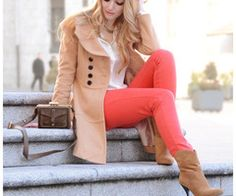 love love love this color combination
