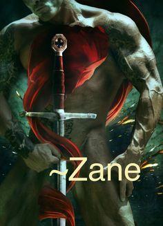 Zane from #TheLastValkyrie. Aka: John Joseph Quinlan. He's so divine! ❤️xx