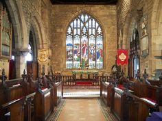 Darfield All Saints by Heritage Inspired, via Flickr