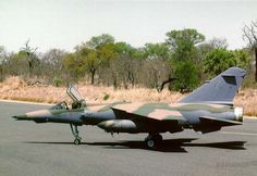 These are some of the war machines used in the conflict between the South African Defence Force and Angola, Cuba, and Umkhonto we Sizwe. Military Jets, Military Aircraft, Military Weapons, Fighter Aircraft, Fighter Jets, Mirage F1, Air Force Day, South African Air Force, Dassault Aviation