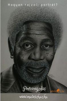 Portré rajzolás lépcsőfokai:     Képről rajzolás: képről rajzolsz. Megtanulod az arányos körvonal rajzolást, az árnyékolási technikákat és az eszközök használatát.     Élőből  rajzolás: egy tárgyat, tájat, csendéletet, élő modellt rajzolsz.     Emlékezetből: Lerajzolsz valamit, amit már azelőtt sokszor, de most emlékezetből. Ehhez ismerned kell az adott dolog minden külső tulajdonságát.     Képzeletből rajzolás: Az eddig megtanultakból, saját képzeleted alapján kreálsz. Olvass tovább: