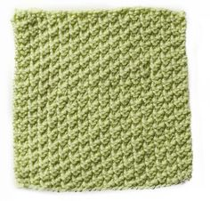 Stitchfinder : Knitting Pattern: Moss Stitch : Frequently-Asked Questions (FAQ) about Knitting and Crochet : Lion Brand Yarn