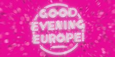 """ABBA the Museum"" at Pop House in Stockholm will have a special Eurovision exhibition, called ""Good Evening Europe"", celebrating 60 years of Eurovision Song Contest Interactive Exhibition, Eurovision Songs, Stockholm, Museum, Europe, Neon Signs, Fashion, Moda, Fashion Styles"