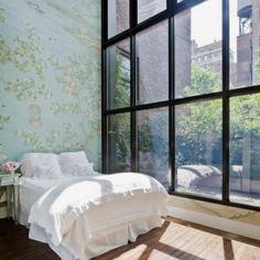 I love big windows and taking naps in the sunshine!!