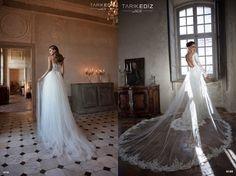 Tarik Ediz Brautkleider Kollektion Wedding Cape, Germany, Wedding Dresses, Beauty, Fashion, Fashion Styles, Dress Wedding, Bride Dresses, Moda