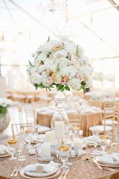 Glam San Francisco Wedding at legion of honor gardens