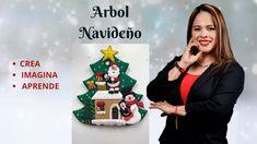 Como hacer un Arbol Navideño en fieltro en 3D 3d, Christmas Ideas, Youtube, Christmas Stockings, Christmas Ornaments, Blue Prints, Noel, Youtubers, Youtube Movies