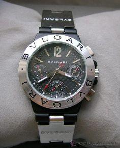 Reloj mujer: reloj acero Bulgari Relojes: reloj mujer