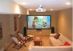 Small Home Theater Room Ideas - Bing Images