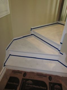 Removing+Carpet+from+Stairs+and+Painting+Them