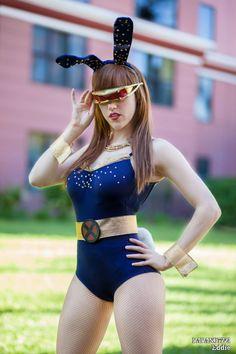 Rule 63 Cyclops bunny #cosplay #Rule63