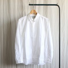 Comfort Shirt - relax #white